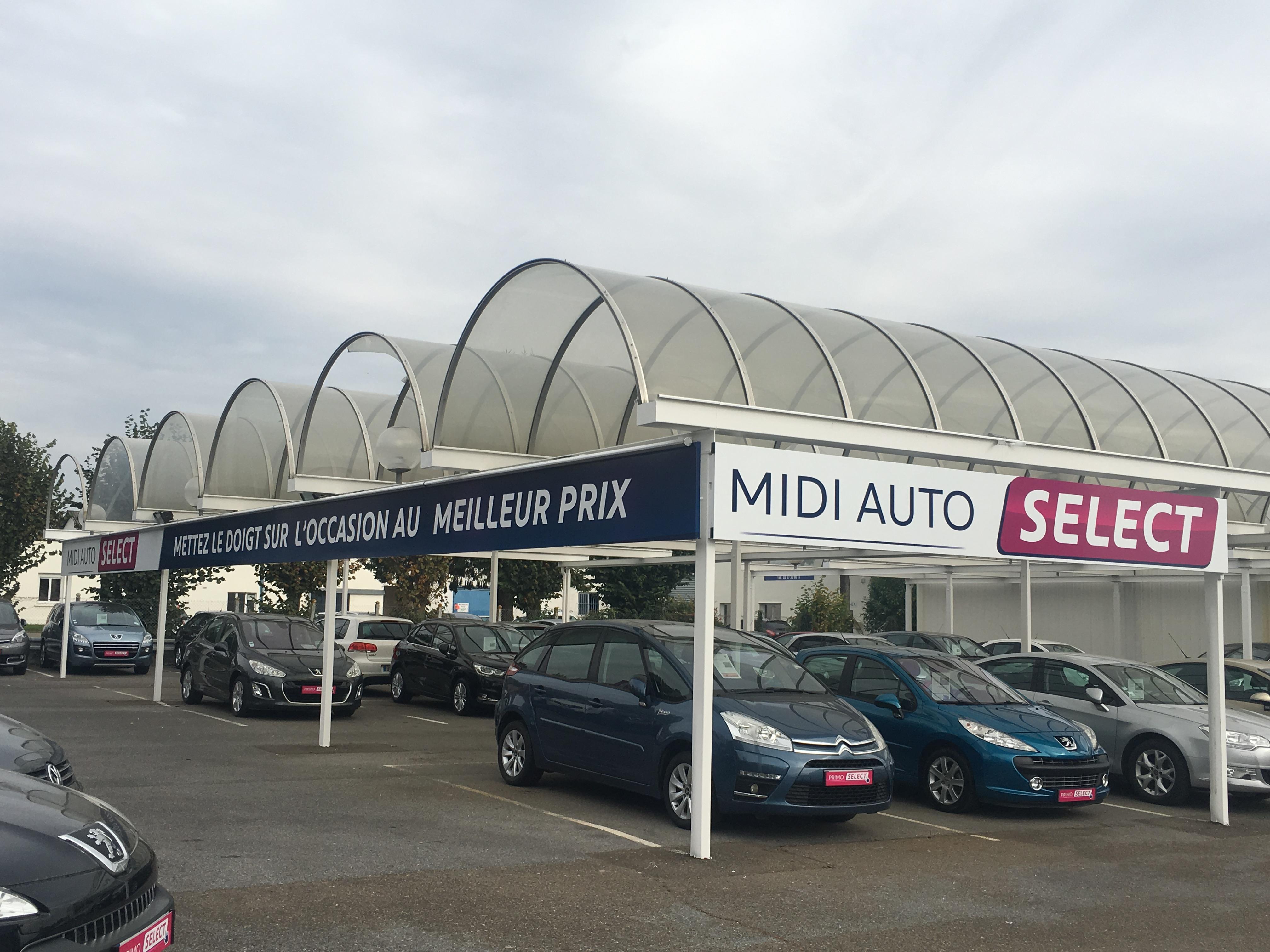 Midi Auto Select Voiture Occasion Luce Vente Auto Luce