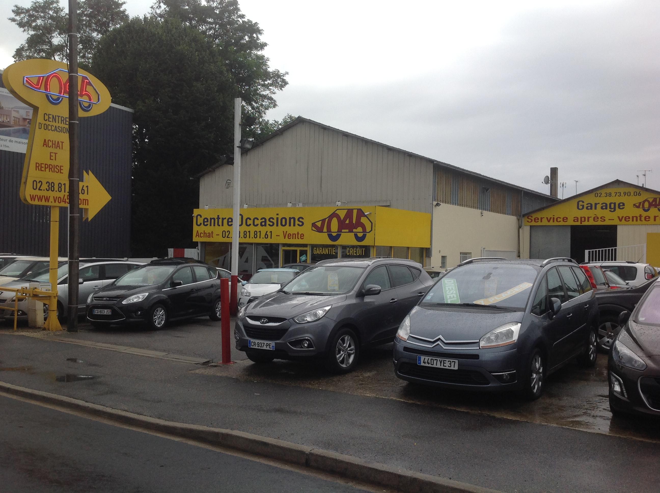 Garage Des Fosses Fleury Les Aubrais
