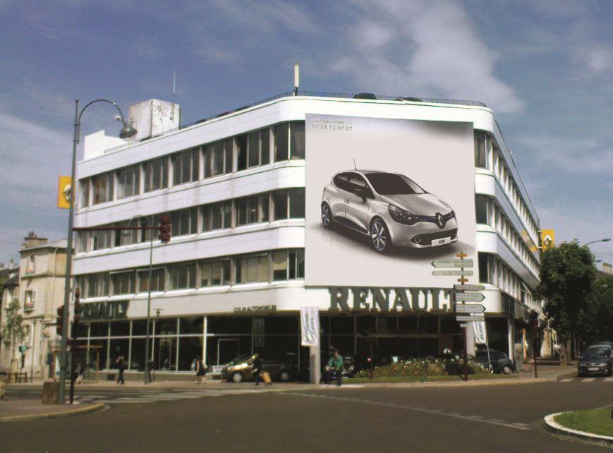 Garage Renault Sceaux