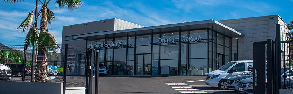 Mercedes cla occasion la garde omnium garage - Garage mercedes mantes la ville ...