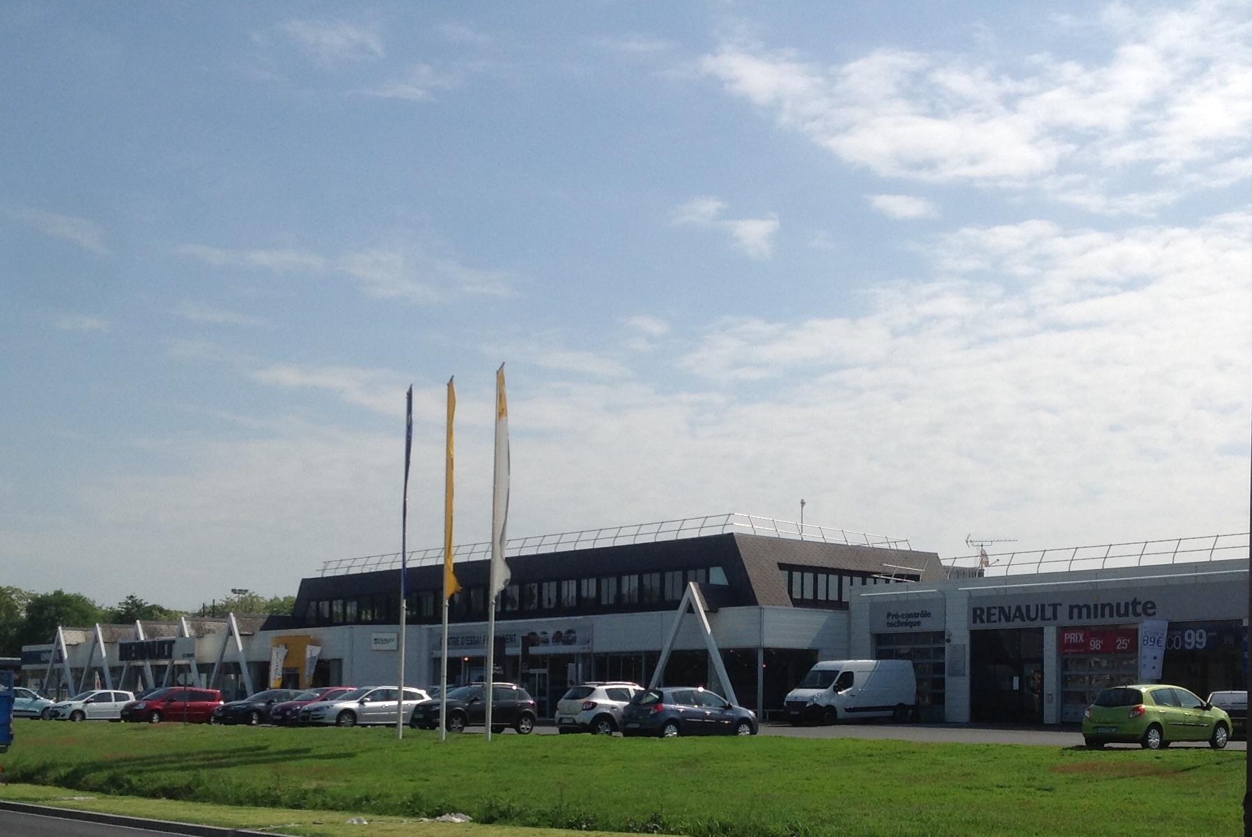 Renault Kadjar Occasion à Le Mans Renault Le Mans