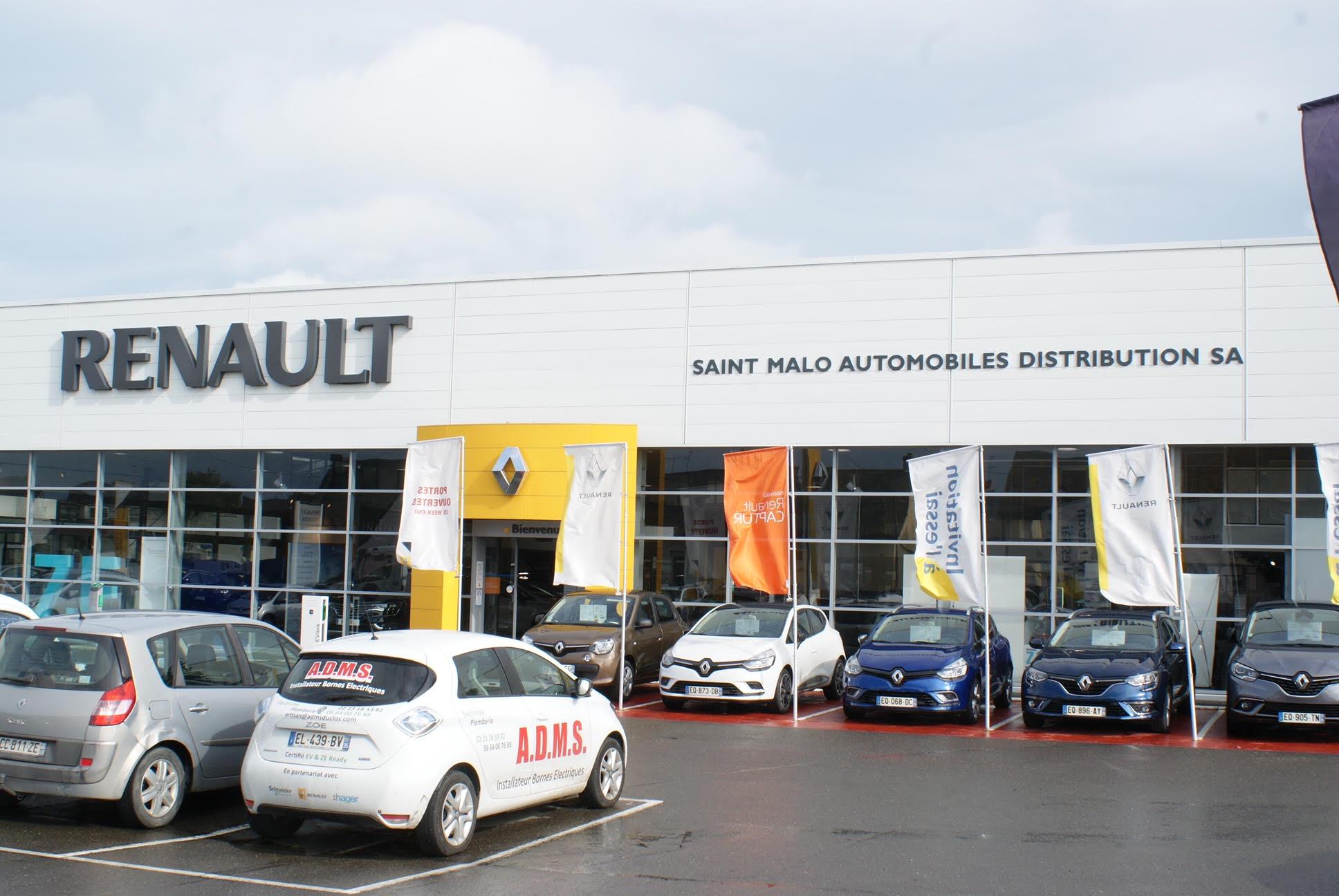 Renault Saint Malo Concessionnaire Renault St Malo Auto Occasion