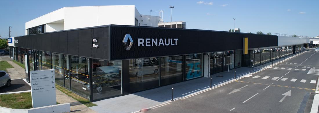Renault grand scenic occasion villenave d 39 ornon for Garage renault villenave d ornon occasion