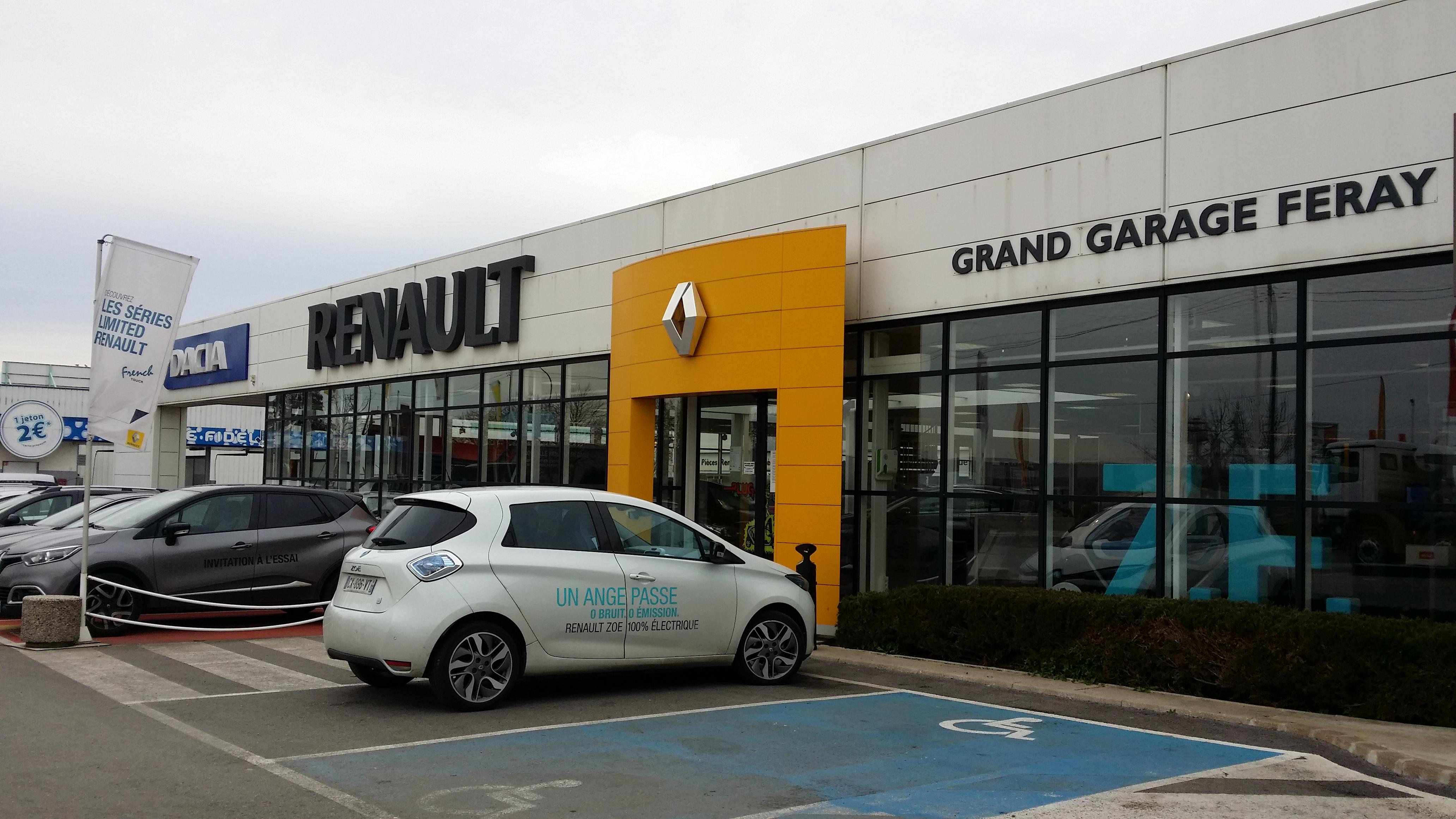 Grand Garage Feray Renault Corbeil
