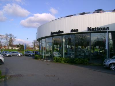Renault espace occasion noisy le grand arcades des nations - Garage renault noisy le grand ...