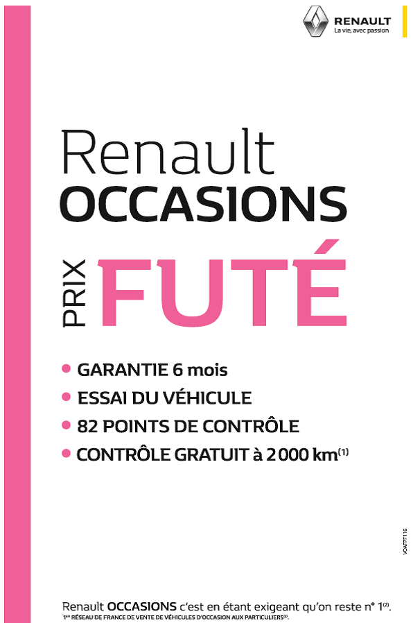 promo voiture d 39 occasion faches thumesnil renault lille. Black Bedroom Furniture Sets. Home Design Ideas