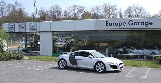 volkswagen polo occasion montlucon europe garage audi vw. Black Bedroom Furniture Sets. Home Design Ideas