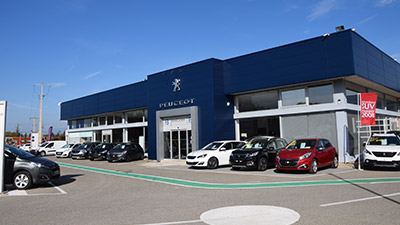 Garage Peugeot Cavaillon