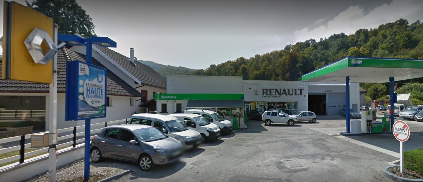 Renault occasion charavines garage chaboud - Garage renault argenteuil rue henri barbusse ...