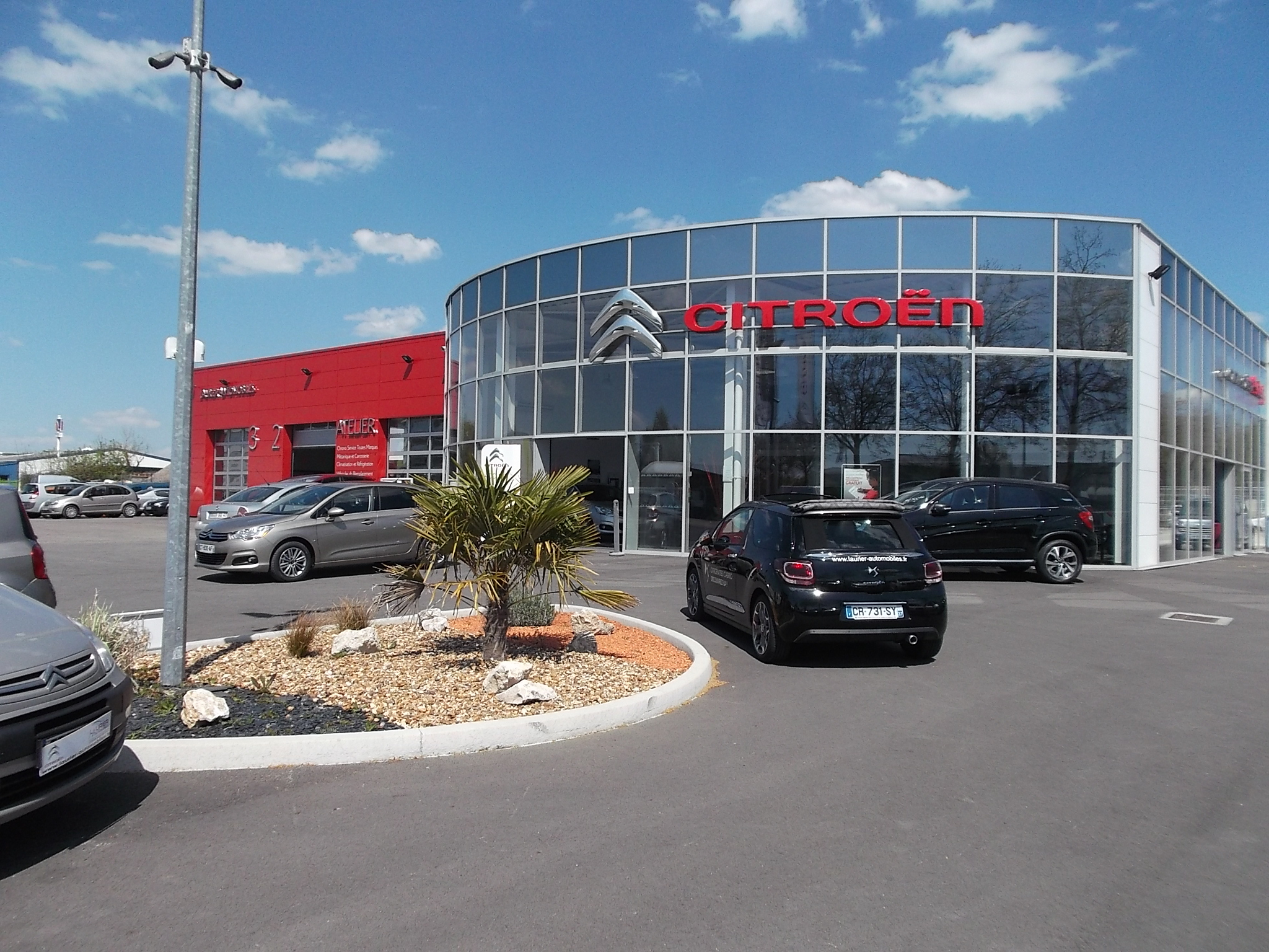 Ds ds 4 crossback 1 6 bluehdi 120 s s be chic bv6 2016 for Garage agree carte grise indre et loire