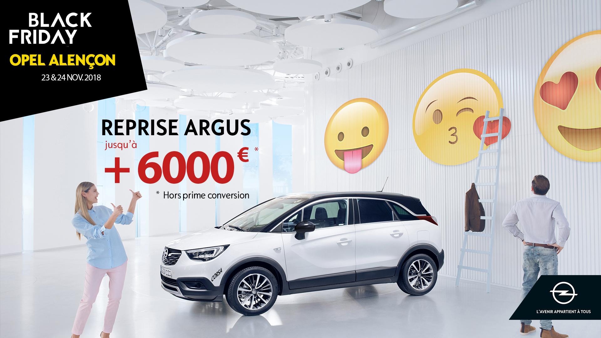 Bénéficiez des meilleures offres de l année sur la gamme Opel et les  véhicules d occasion les 23 et 24 novembre seulement !Reprise ARGUS jusqu à  +6000€ de ... 4c86b772fe2