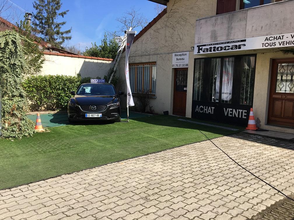 Renault occasion à joinville le pont garage fattocar