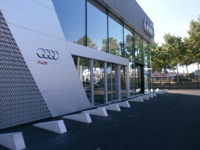 Garage Audi Nimes