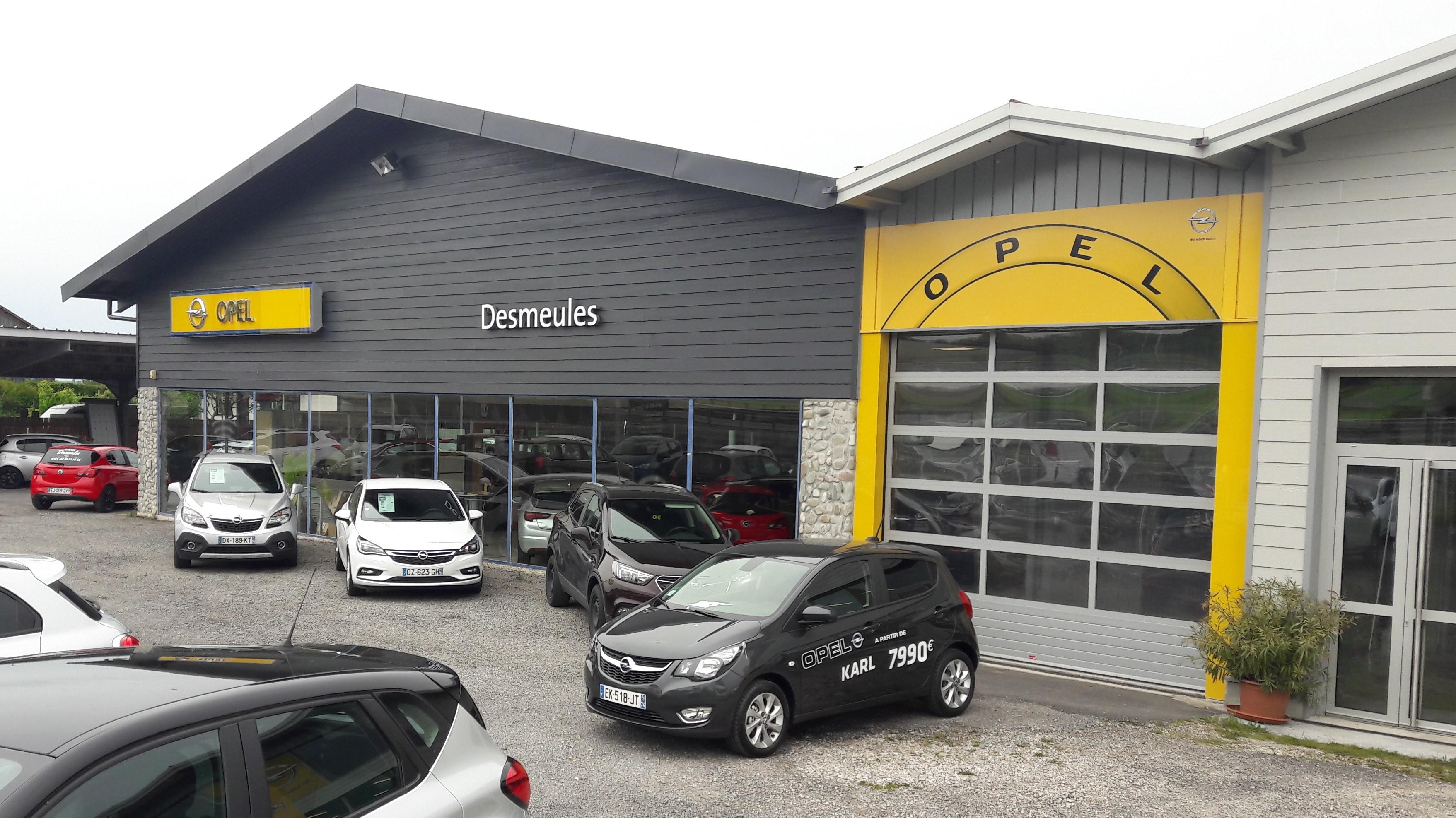 Garage desmeules voiture occasion sciez vente auto sciez - Garage opel haute savoie ...