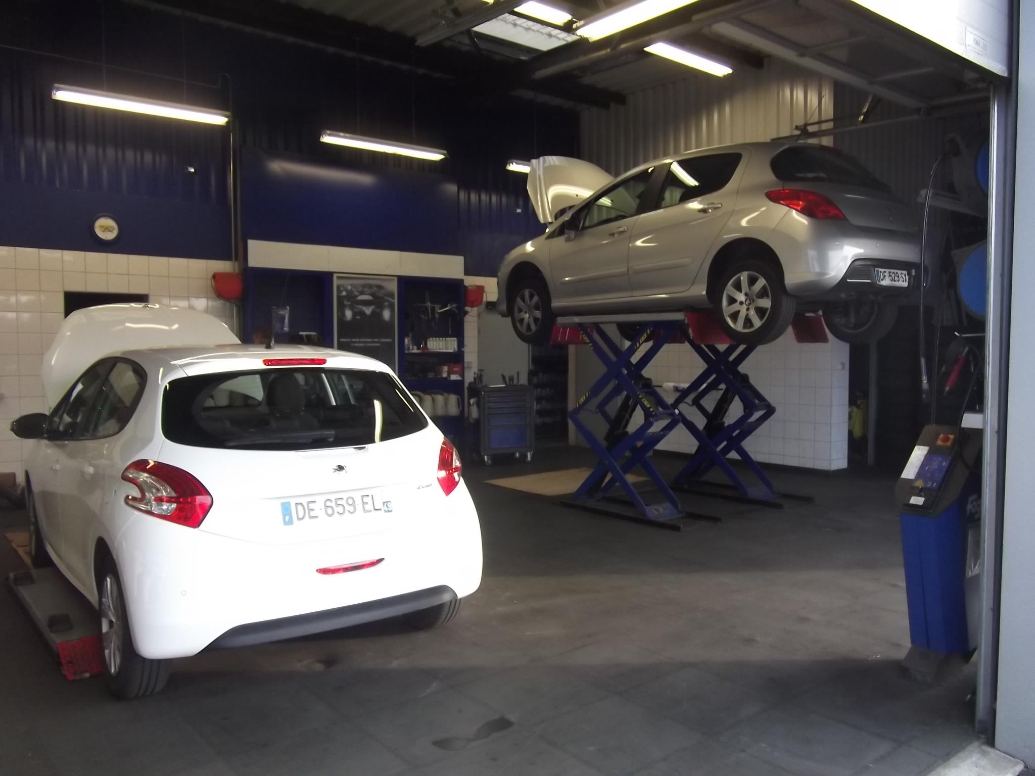 Garage Sauvion St Macaire