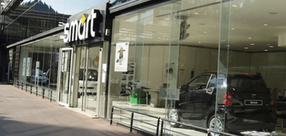 smart bercy concessionnaire smart paris auto occasion paris. Black Bedroom Furniture Sets. Home Design Ideas