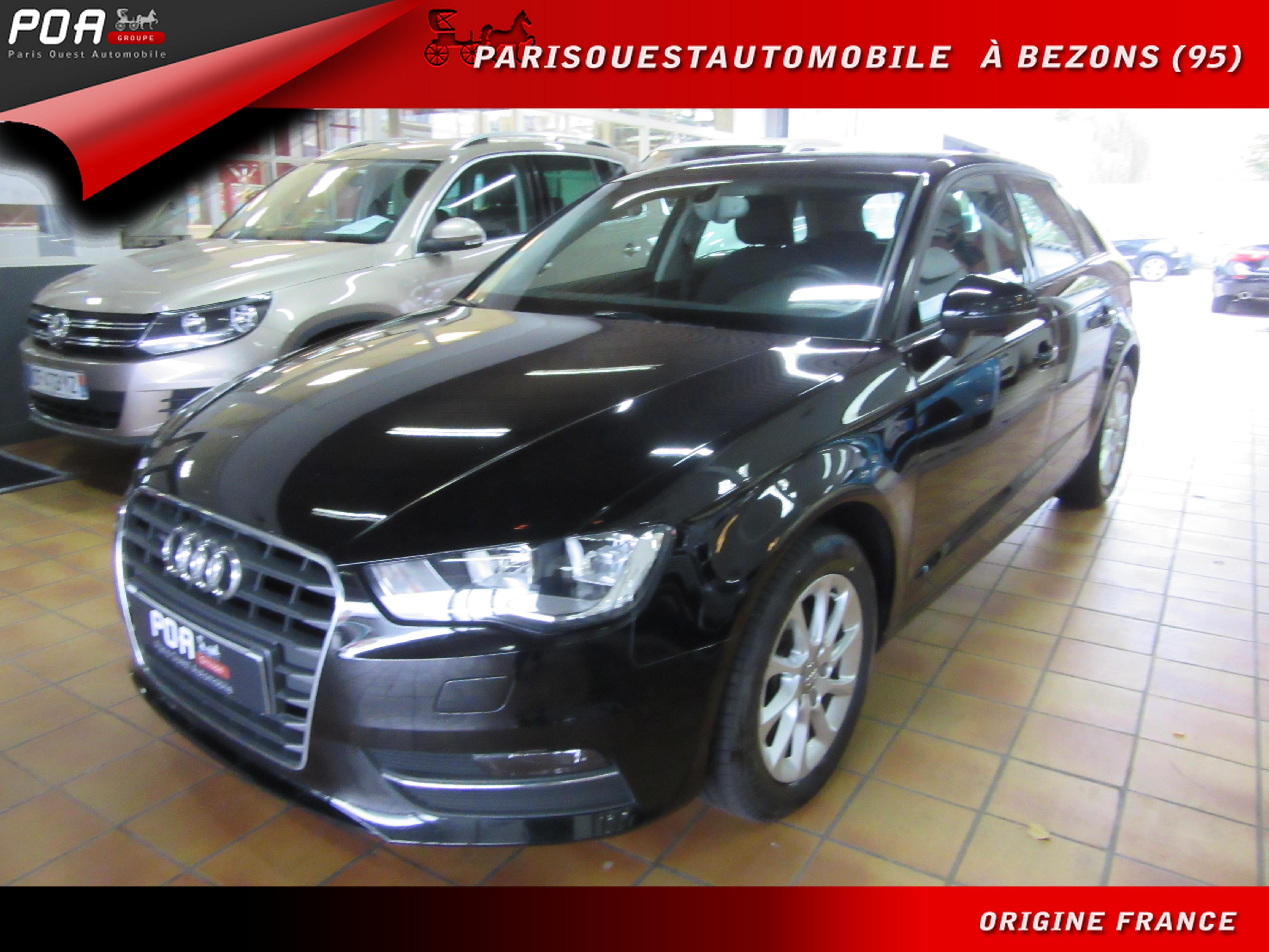 Paris Ouest Automobile Voiture Occasion Bezons Vente