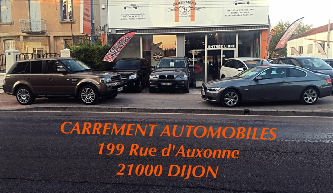 carrement automobiles voiture occasion dijon vente auto dijon. Black Bedroom Furniture Sets. Home Design Ideas