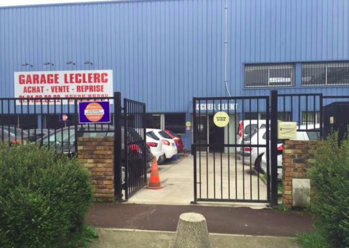 Garage Leclerc Saint Ouen L Aumone
