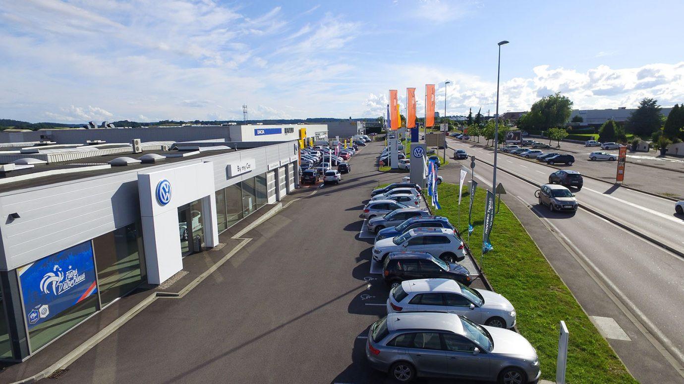 Volkswagen Bymycar Epinal Concessionnaire Volkswagen Epinal Auto