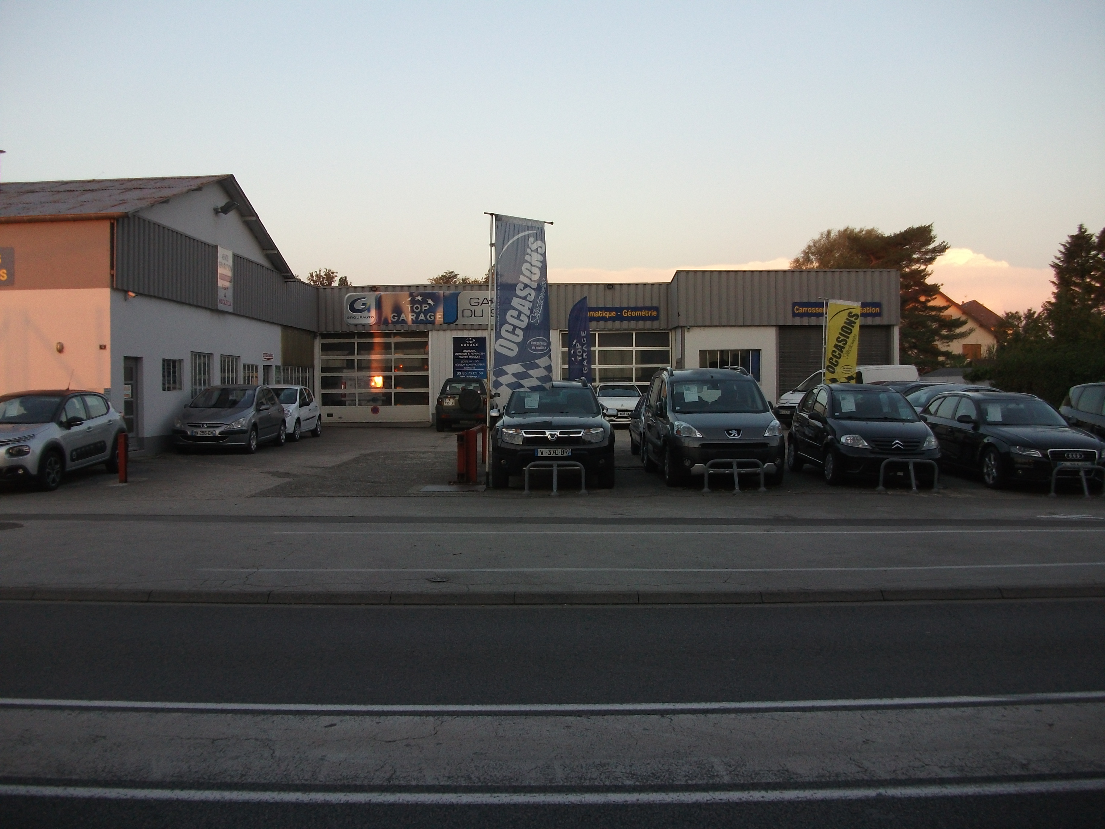 garage du stade perrin pascal voiture occasion louhans vente auto louhans. Black Bedroom Furniture Sets. Home Design Ideas