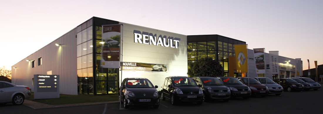 renault maintenon garage du chateau concessionnaire renault maintenon auto occasion maintenon. Black Bedroom Furniture Sets. Home Design Ideas