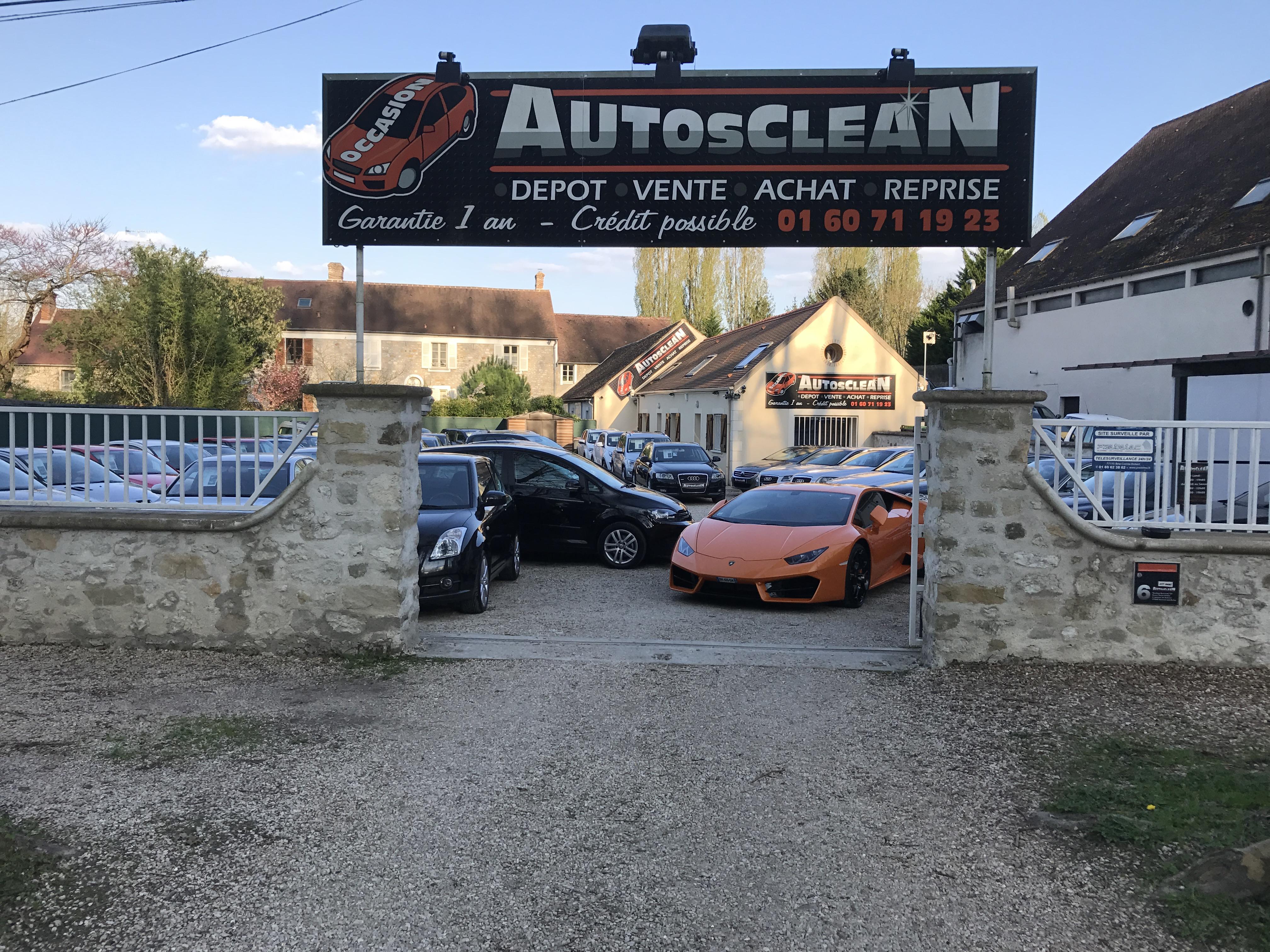 AUTOS CLEAN Voiture Occasion SAMOIS SUR SEINE