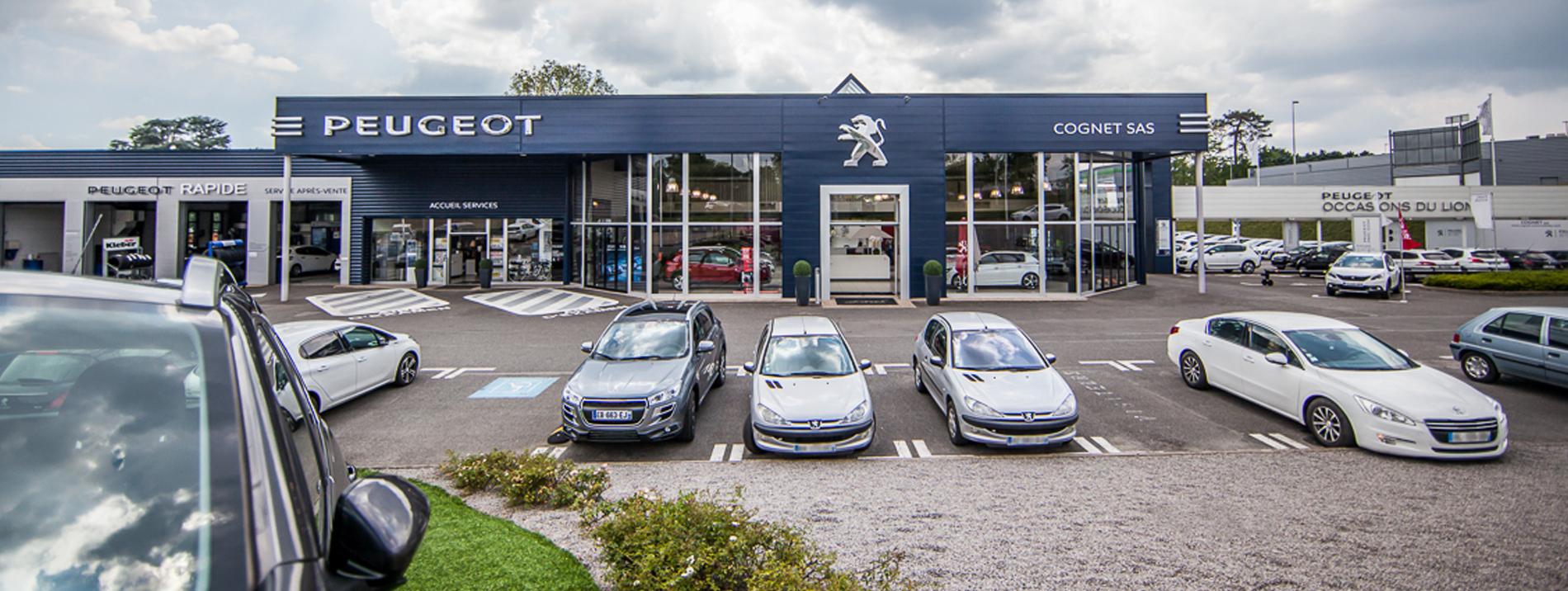 Garage Peugeot Moulins