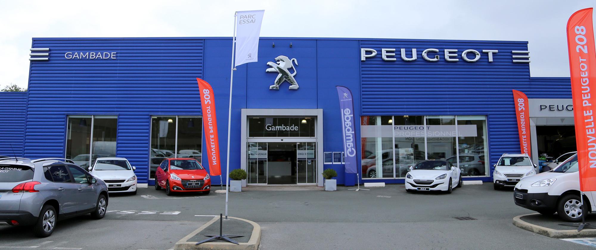 Peugeot Bayonne Autosphere Concessionnaire Peugeot Bassussarry
