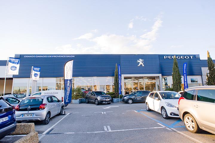 garage renault salon de provence PEUGEOT SALON DE PROVENCE - AUTOSPHERE : Concessionnaire PEUGEOT SALON DE  PROVENCE - Auto occasion SALON DE PROVENCE