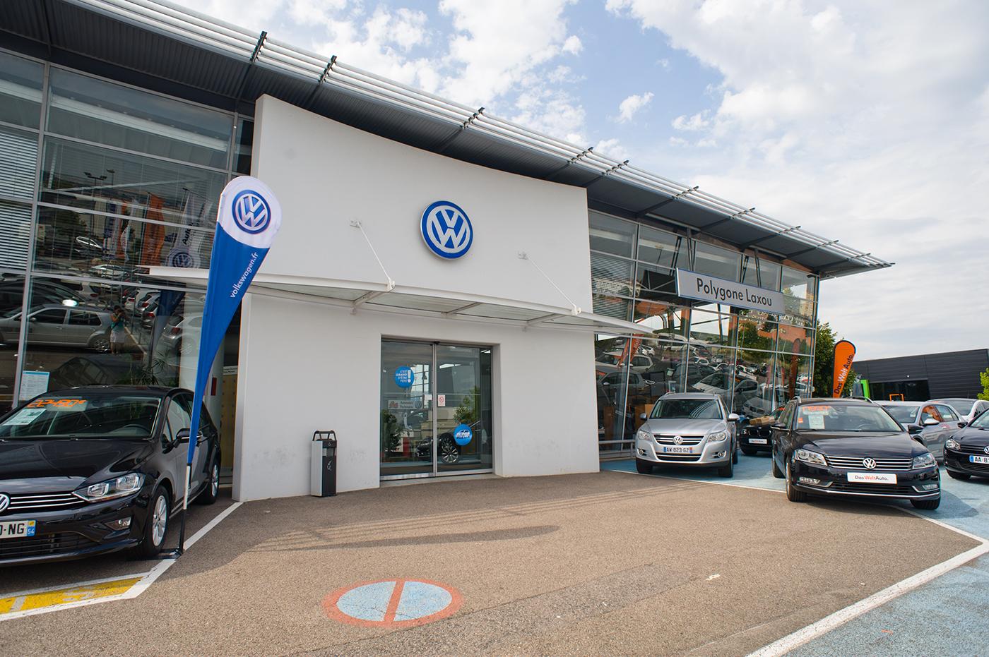Volkswagen Nancy Autosphere Concessionnaire Volkswagen Laxou