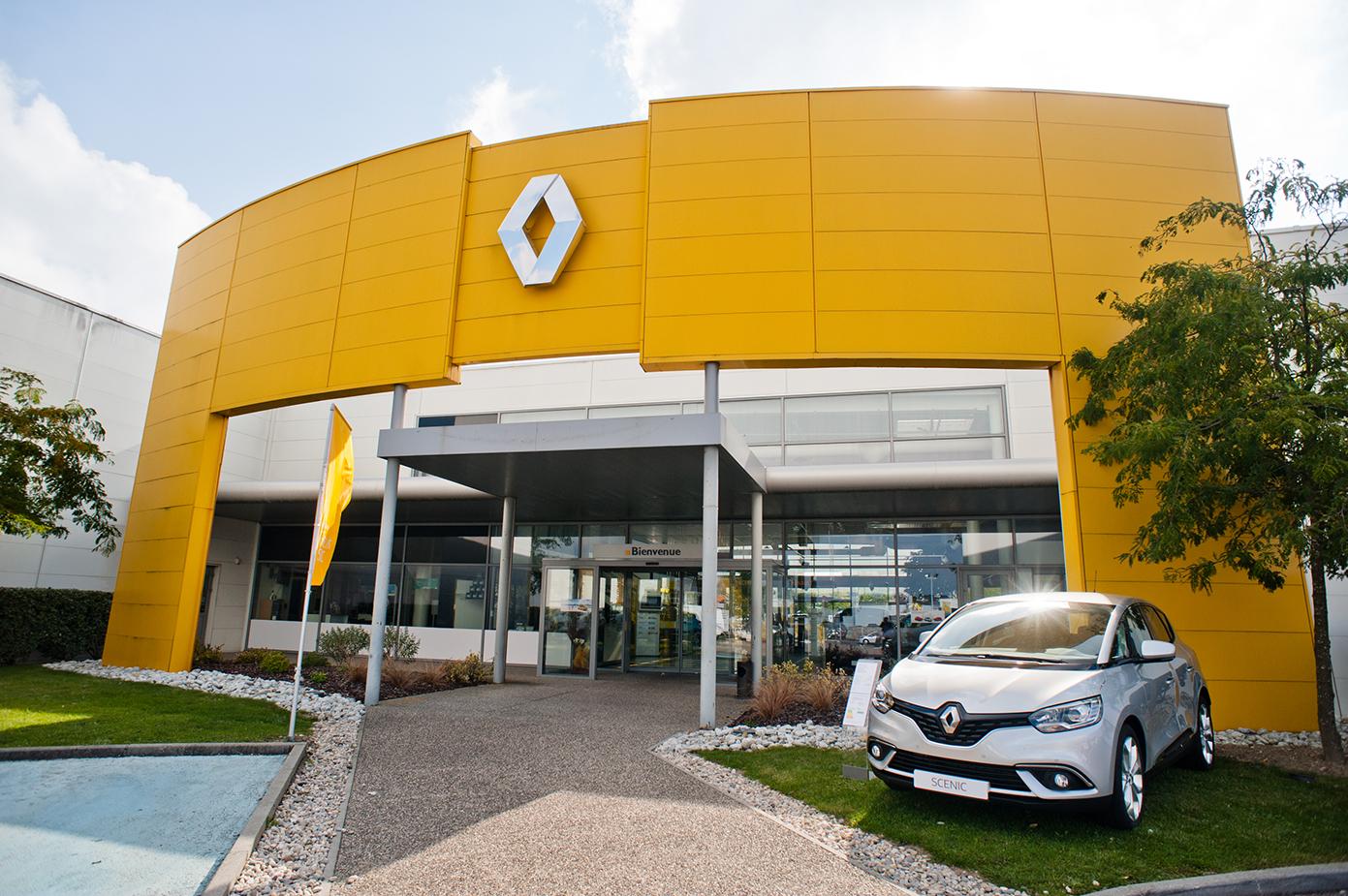 Garage Renault Annemasse