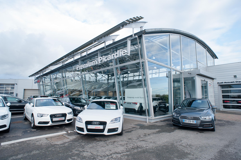 Audi Amiens Autosphere Concessionnaire Audi Rivery Auto