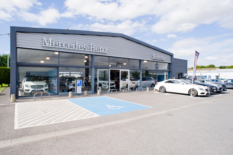 Mercedes Amiens Autosphere Concessionnaire Mercedes Rivery