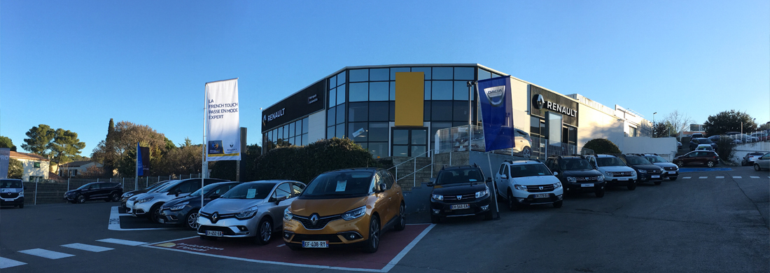 Garage Renault St Gely
