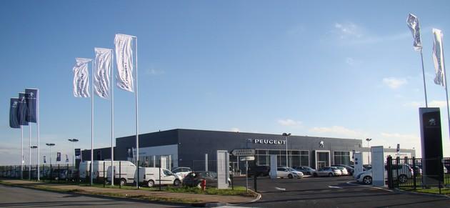 Peugeot Sofidap Douai Dechy Concessionnaire Peugeot Dechy Auto