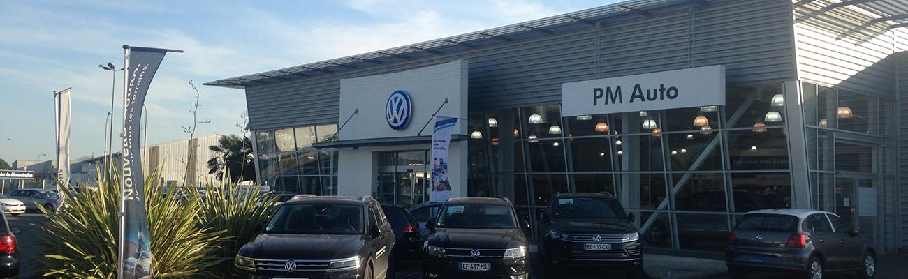Garage Volkswagen Bordeaux